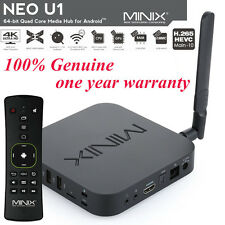 MINIX NEO U1 Android 5.1   4K  Smart TV Box Quad Core Streaming Media Player