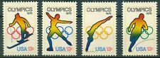 USA 1282 - 1285 , ** , Olympische Spiele 1972
