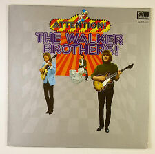 """12"""" LP - The Walker Brothers - Attention! The Walker Brothers! - B1836"""