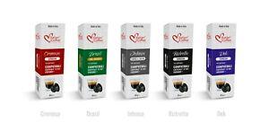 Verismo Caffitaly CBTL K-FEE compatible pods Italian Expresso capsules FREE SHIP