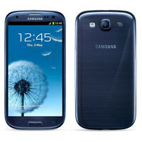 Samsung Galaxy S III i9300 - 16GB - Blue (AT&T) Smartphone Very Good Conditon