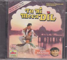 tu hi mera dil - Music A r rahman   [Cd] Ultra / India  made  cd  Rare Media
