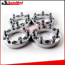 4x4 Wheel Spacers Adapter 6x139.7 6x5.5inch 30mm M12x1.5 For Hilux Pajero Ranger