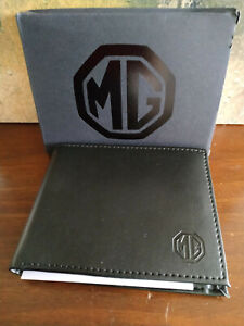 TLM2)Brand New black wallet MG OFFICIAL merchandise