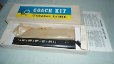 GRAHAM FARISH 00 GAUGE A43 COACH KIT UNMADE BOXED WITH INSTRUCTIONS - 1