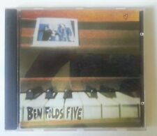BEN FOLDS FIVE 'BEN FOLDS FIVE' CD ALBUM 1995 1990s ALT ROCK