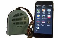 iHunt XSB Electronic Game Call & Bluetooth Speaker Combo EDIHXSB FREE App!