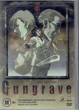 Gungrave Die Trying Vol 4 DVD 2005 Region 4