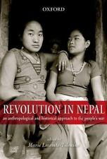 Revolution in Nepal: An Anthropological and Historical Approach to the People's