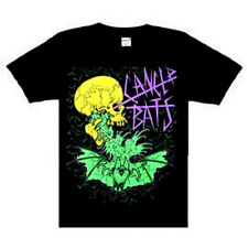 Cancer Bats Green Bird  Music punk rock t-shirt  L- XL  NEW
