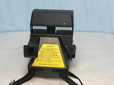 Polaroid Job Pro Construction 600 Instant Film Camera + Case + manual – Tested!