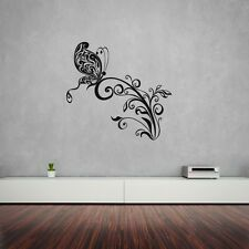 Wall Stickers Vinyl Decal Butterfly Abstract Decor Modern Style z1216