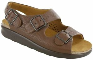 SAS Relaxed Sandal Amber, Women's Shoes, Many Sizes & Widths