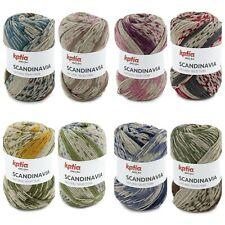 Katia - SCANDINAVIA - Garn - Wolle - 100g - LL 230m - (13,50€/100g)