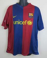 Nike 2006-07 Barcelona Football Shirt LFP Camisa Soccer Jersey Camiset Maglia XL