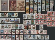 USA 1950-1998 National Wildlife Federation seals collection