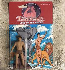 custom Cartoon Tarzan Lord Of The Jungle 3.75 Action Figure Wars GI