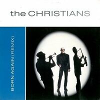"THE CHRISTIANS Born Again (Remix) 12"" Single Vinyl Record Island 1987 EX"