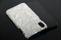 For iPhone X XR XS Max Bling Clear Diamond Case Cover WITH SWAROVSKI ELEMENT