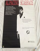 Scarface Poster Rp 7698 New Sealed And Rolled