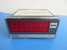 Fotek SM-20 Tachometer & Line Speed Meter