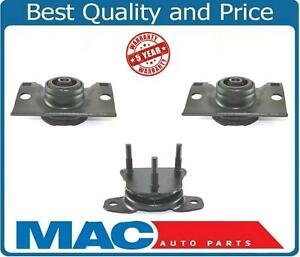 Engine & Transmision Mounts 3Pc for Nissan Armada 4 Wheel Drive 05-15