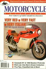 1994 May Motorcycle Collector Magazine Back-Issue
