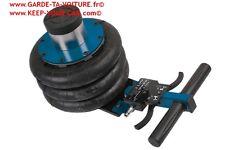 LASER Tools 6531 cric pneumatique XL - 2 Tonnes - 3 boudins / pneumatic jack