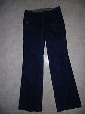 """Diesel 27 X 33"""" L BOOTIK Italy zip Fly Wide Leg WASH 008BP 5 poc Women Jean"""
