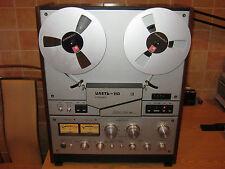 Tonbandgerät Tonbandmaschine Илеть 110 Stereo gebraucht und funktionsfähig!