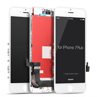 For iPhone 7 Plus LCD Touch Screen Assembly Replacement White A1661 A1784 A1785