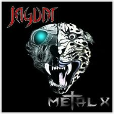 JAGUAR - Metal X (NEW*LIM. DCD*NWOBHM COMEBACK KILLER*RAVEN*BLITZKRIEG*J.PRIEST)