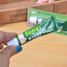1PCS 20ml Super Adhesive Glue All Purpose Shoe Repair Strong Bond Leather Rubber