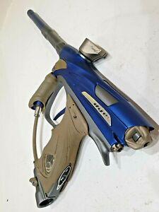 Dye Matrix DM12 Blue Tan Dust Paintball Marker
