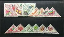 Cameroun #35-50 MH, Postage Due Floral Complete Lot of Stamps (7)