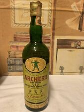Whisky Archer's Old Anni 60 Imp. Cinzano 75cl 43%