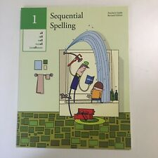 Sequential Spelling 1 Student Workbook And Teacher's Guide Revised Edition