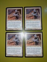 Soltari Foot Soldier x4 - Tempest - Magic the Gathering MTG 4x Playset