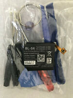NEW Genuine BL-S6 Battery for LG Watch Urbane 2nd Edition LTE Watch 570mAh 2.2Wh