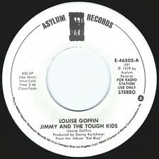 LOUISE GOFFIN Jimmy And The Tough Kids ((**NEW 45 DJ**)) from 1979