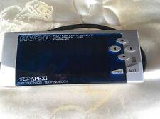 Apexi AVCR AVC-R Electronic Boost Controller 420-A904 actuator valve type-r ebc