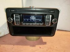 Volkswagen Golf TechniSat ULVWMP3 car cd radio stereo player
