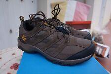 Columbia Plains Butte, Chaussures de Randonnée Basses homme, Marron 44.5 eu