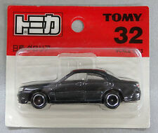 2000YEAR Unopened TOMY JAPAN Tomica #32 NISSAN GLORIA 1/63 BLISTER CARD PACKING