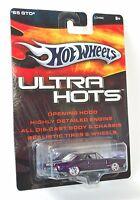 Hot Wheels ULTRA HOTS '65 GTO PURPLE REAL RIDERS 1:64