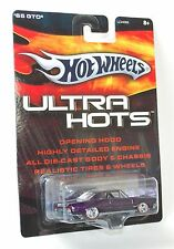 Hot Wheels ULTRA HOTS '65 GTO PURPLE REAL RIDERS 1:64
