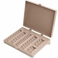 Coin Counter Sorter Money Tray -6 compartment -  Holds Pennies, Nickels, Dimes,
