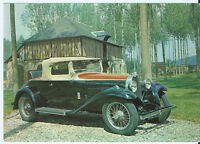 CPM - Carte Postale Musée Automobile de L'Abbatiale Le Bec-Hellouin  BUGATTI