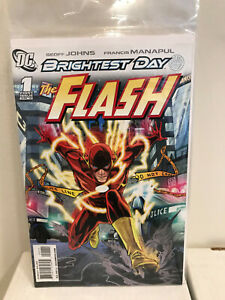 FLASH Vol3: Issues # 1-7 Brighest Day DC Comics Published 2010