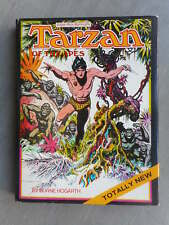 TARZAN OF THE APES BURNE HOGARTH VO 1972 FIRST PRINTING BON ETAT / GOOD